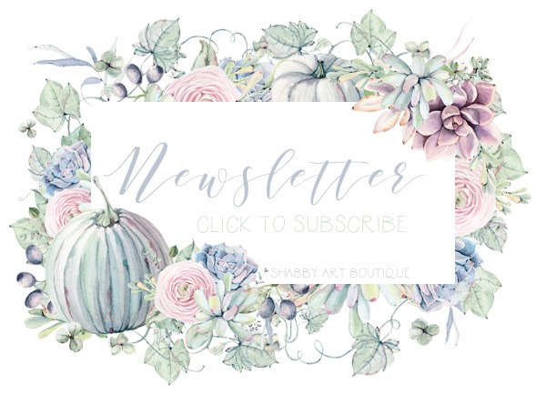 Subscribe to Shabby Art Boutique Newsletter