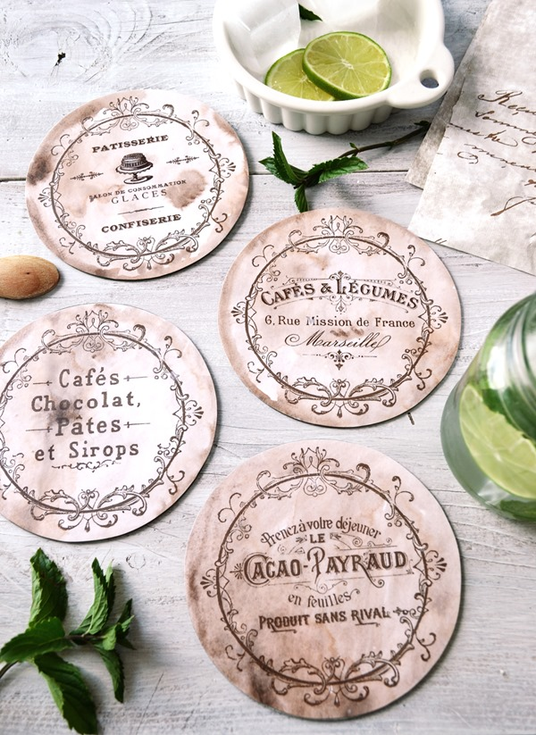 diy-antique-French-coasters-from-recycled-cds-098