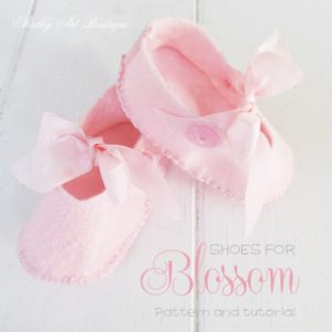 DIY: Shoes for Blossom