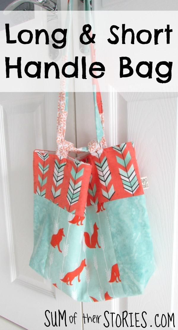 long and short handle bag