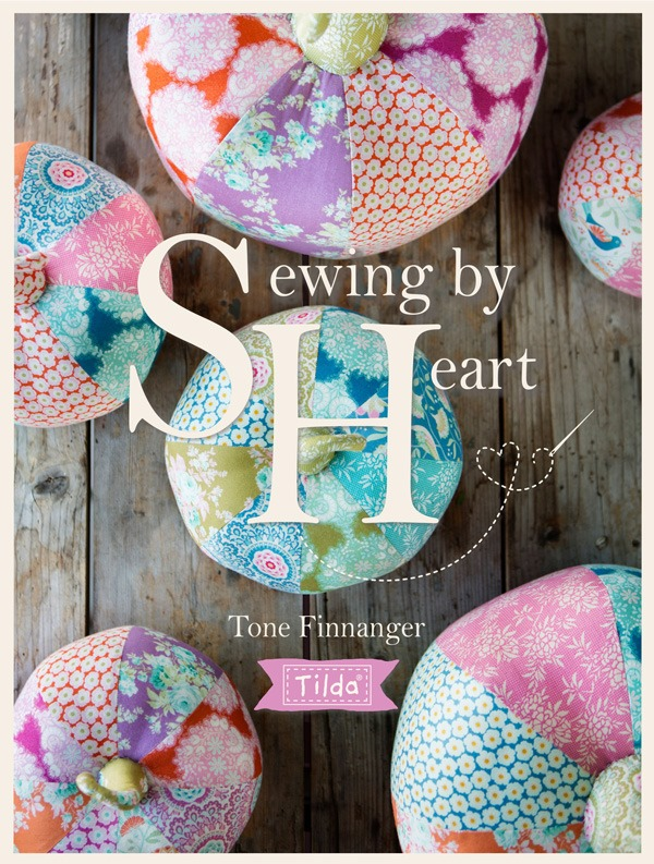 An honest book review of Sewing By Heart book by Tilda