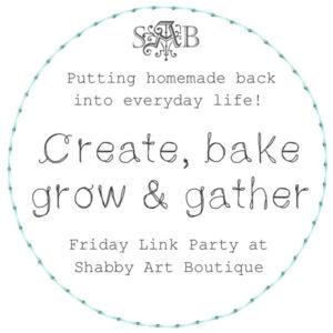 Create, Bake, Grow & Gather Party #286