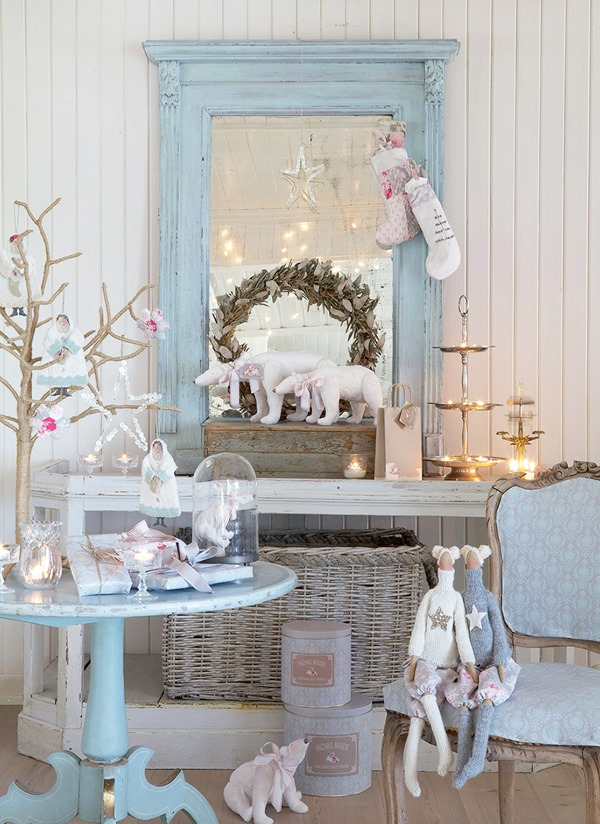Get this book -Tilda's Winter Delights from Shabby Art Boutique
