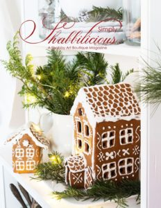Simply Shabbilicious Magazine–Christmas Issue