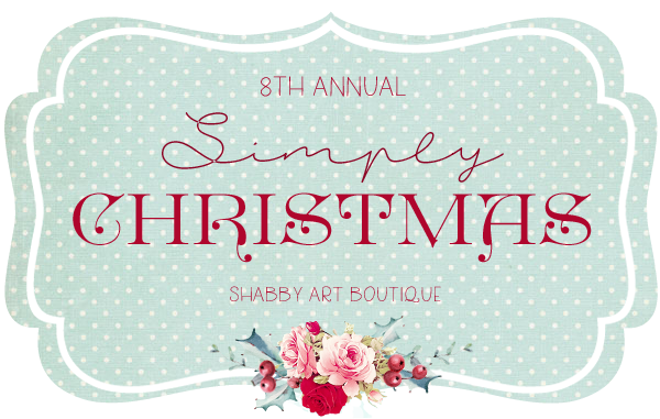 8th Annual Simply Christmas - Aqua 600