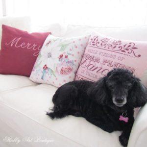 New Christmas Pillows