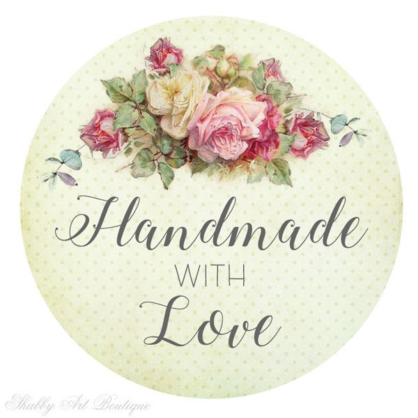 Free Handmade Tags to Download from Shabby Art Boutique