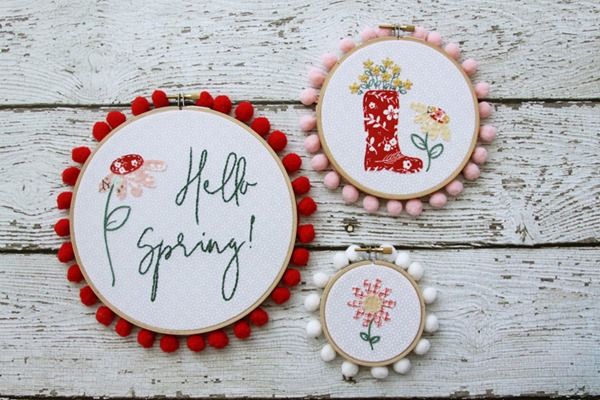 Hello-Spring-Embroidery-Hoop-Set