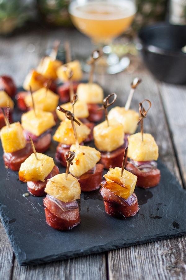 Pineapple-Sausage-Bites-IPA-Glaze-1