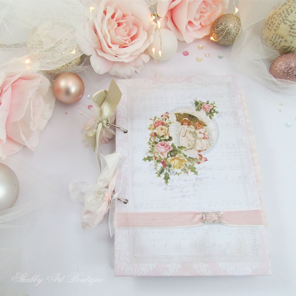 2018 Christmas Planner and Journal printable from Shabby Art Boutique