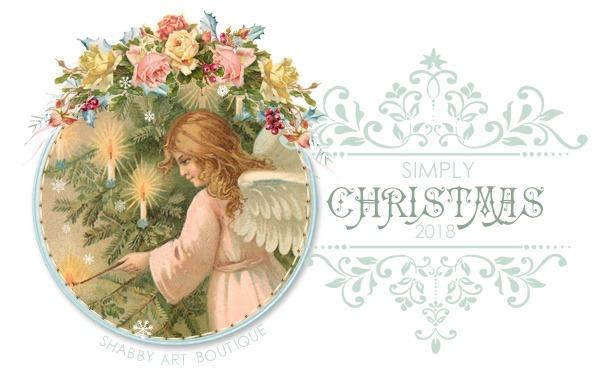 Annual Simply Christmas at Shabby Art Boutique - Nov 1 to Dec 24