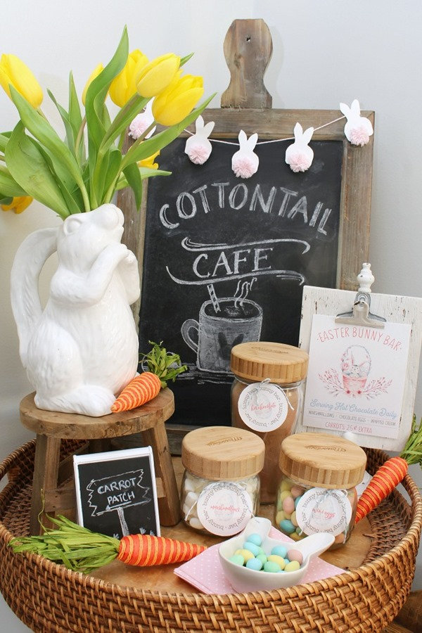 Easter-Hot-Chocolate-Bar-Spring-Vignette