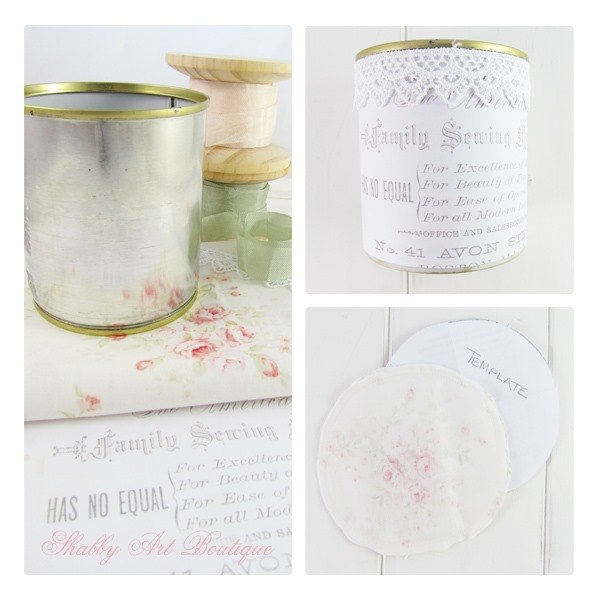A simple step-by-step pincushion tutorial from Shabby Art Boutique