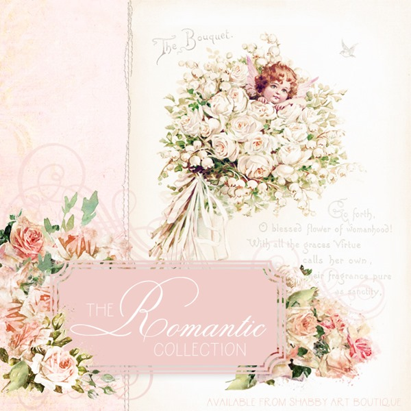 The May kit for the Handmade Club at Shabby Art Boutique