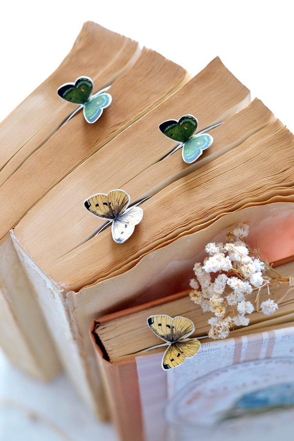 DIY-3D-butterfly-bookmarks-99