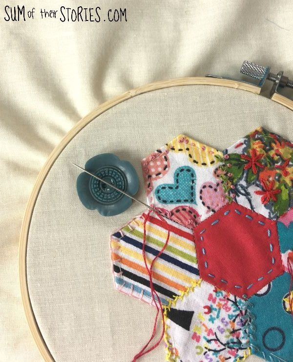 button needle nanny