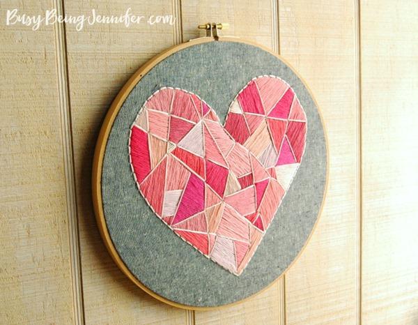 Pink-Geo-Heart-Hoop-Art-BusyBeingJennifer.com_