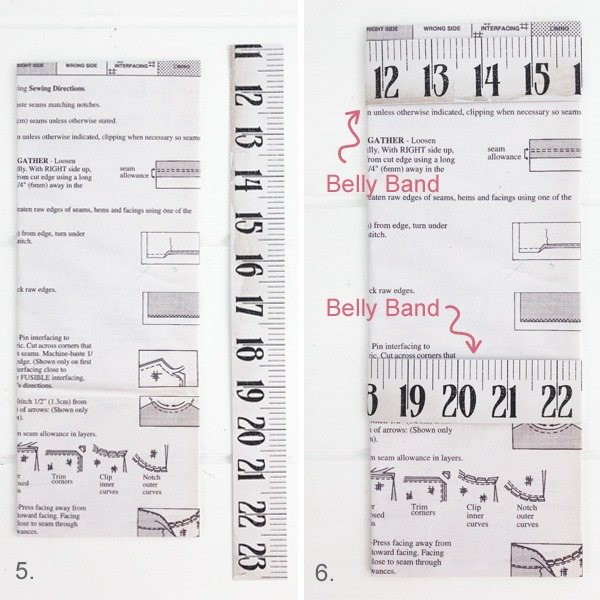 Tutorial for making the retro shabby note pad holder by Shabby Art Boutique - note pad insert
