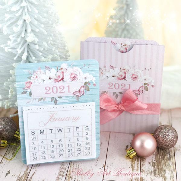 Free Printable 2021 Mini Calendars   Shabby Art Boutique
